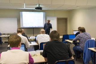 Classroom Exam Prep Classes for Contractors