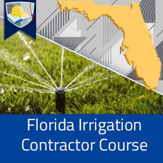 Florida Irrigation Contractor License   Florida Contractor