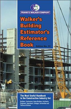 Walker's Estimator Reference Book 31st edition